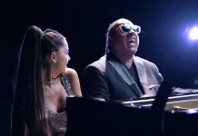 Stevie Wonder ft Ariana Grande - Faith - Sing soundtrack (video clip) - Hit Channel