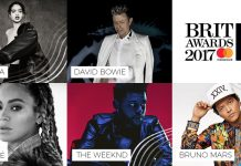 BRIT Awards 2017 - Rihanna - David Bowie - Beyonce - The Weeknd - Bruno Mars - Hit Channel