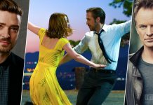 La La Land - Ryan Gosling - Emma Stone - Justin Timberlake - Sting - Hit Channel
