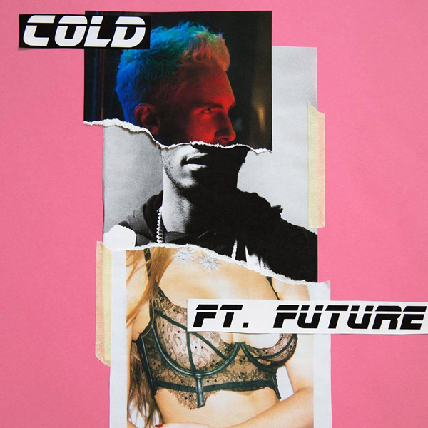 Maroon 5 ft. Future – Cold