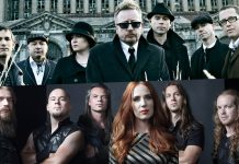 Flogging Molly - Epica - Hit Channel