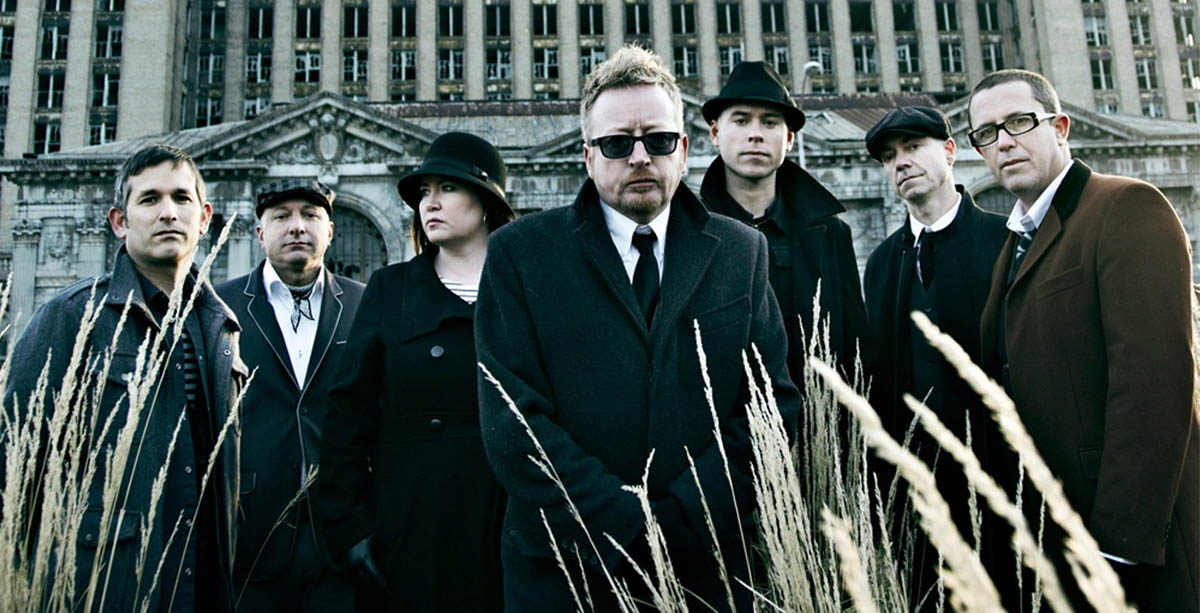Flogging Molly - Hit Channel