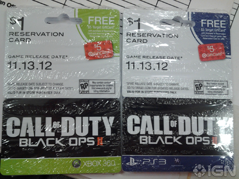 Call of Duty- Black Ops 2 leak