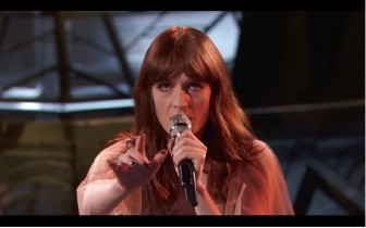 Florence and the Machine No Light No Light στο The Voice