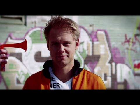 VIDEO PREMIERE: Armin van Buuren – We Are Here To Make Some Noise