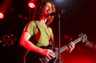 Soundgarden - Chris Cornell