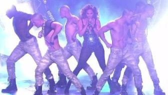 Jennifer Lopez - Dance Again at American Idol