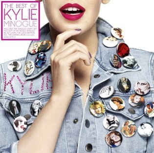 The Best Of Kylie Minogue cover album