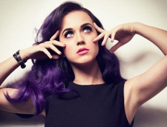 Katy Perry @ Hollywood Reporter