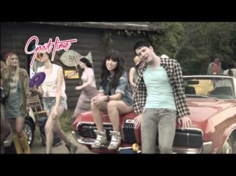 Owl City and Carly Rae Jepsen – Good Time