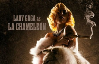 Machete Kills – Lady Gaga La Chameleon