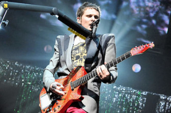 Matthew James Bellamy - Muse