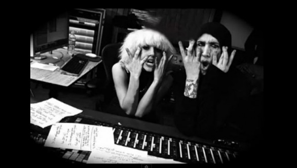 Marilyn Manson & Lady Gaga