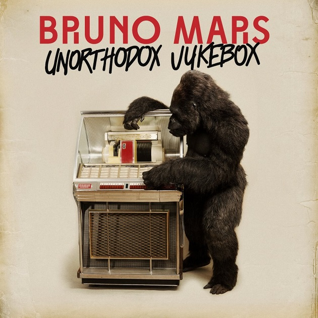 Bruno Mars- Unorthodox Jukebox  cover