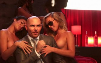"""Pitbull """"Don't Stop The Party"""""""