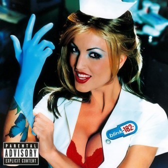 Blink 182 - Enema of the State album cover