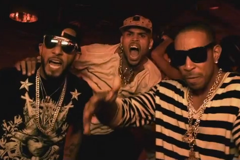 Swizz Beatz ft. Chris Brown and Ludacris - Everyday Birthday