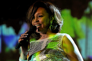 Whitney Houston @ VH1 Divas