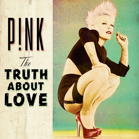 Pink - The Truth About Love (album cover)