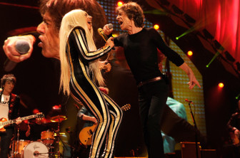 Lady Gaga & Rolling Stones – Gimme Shelter