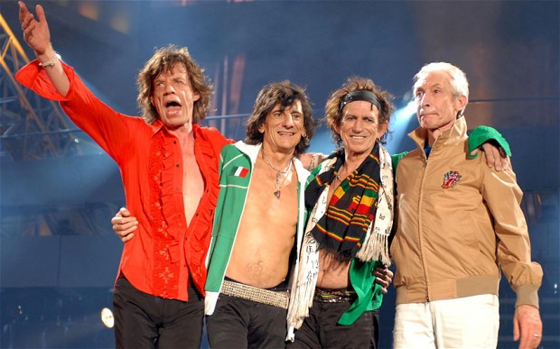 Rolling Stones One More Shot