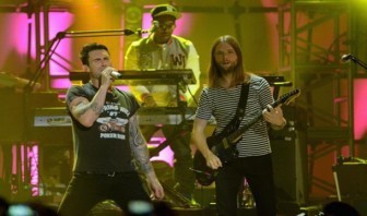 maroon 5 at The GRAMMY Nominations Concert Live
