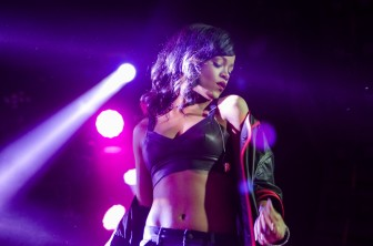 Rihanna 777 Tour Day one