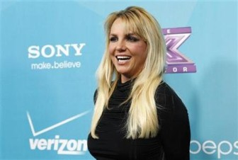 Britney Spears 2013