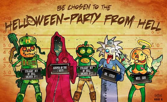 HELLOWEEN - PARTY