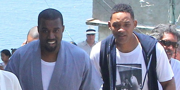 Kanye West και Will Smith