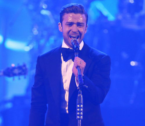 Justin Timberlake @ Super Bowl 2013 Weekend Concert
