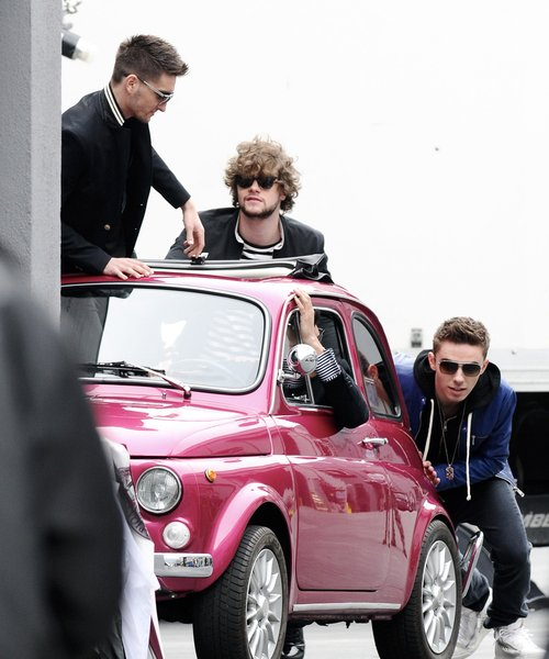 The Wanted L.A. νέο video