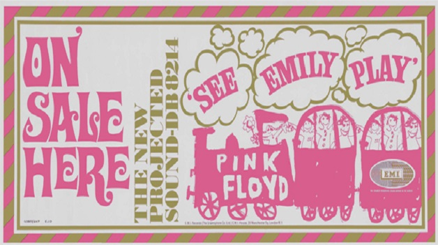 Pink Floyd - see emily play limited