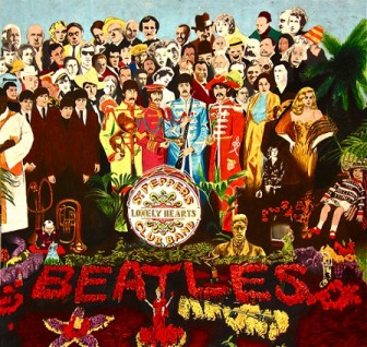 Sgt Pepper's Lonely Hearts Club Band - Beatles