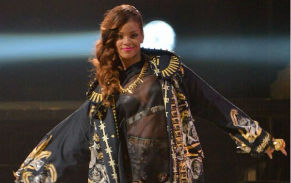Rihanna Diamonds tour