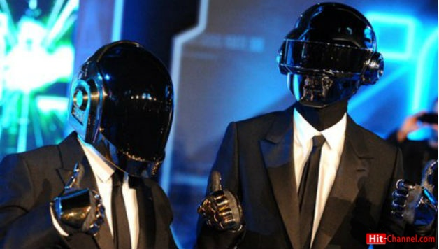 Daft Punk hit channel