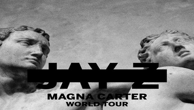 jay z -magna carta tour - Hit Channel