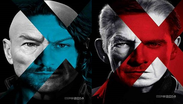 X-MEN Days of Future Past - Hit Channel