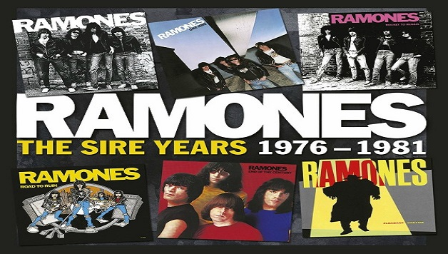 Ramones - The Sire Years (1976-1981) - Hit Channel