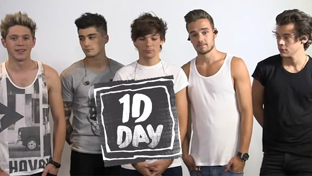 One Direction 1D day