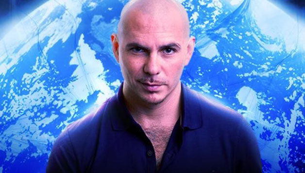 Pitbull Global Warming Meltdown