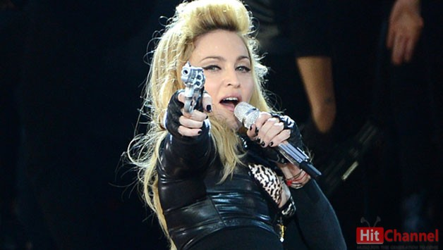 MADONNA TO RELEASE NEW ALBUM IN 2014