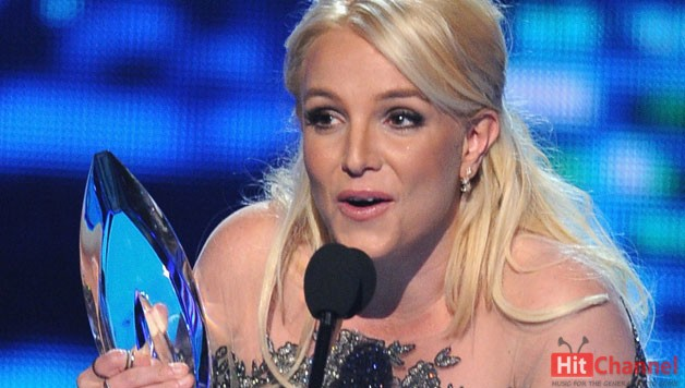 Britney Spears - People choice awards