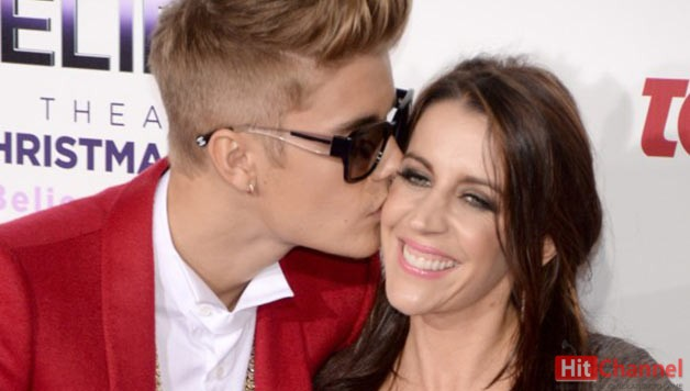 Justin Bieber and Mum Pattie Mallette