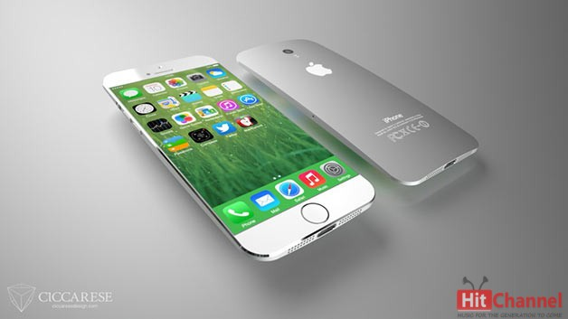 iPhone6 concept photos