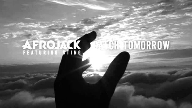 Afrojack ft. Sting – Catch Tomorrow | Νέο τραγούδι