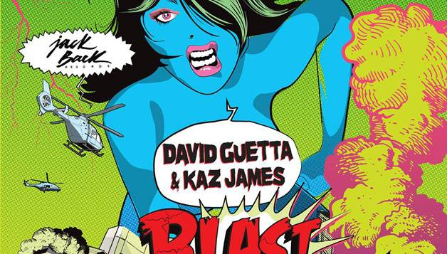 David Guetta & Kaz James – Blast Off, 13 του μήνα το video