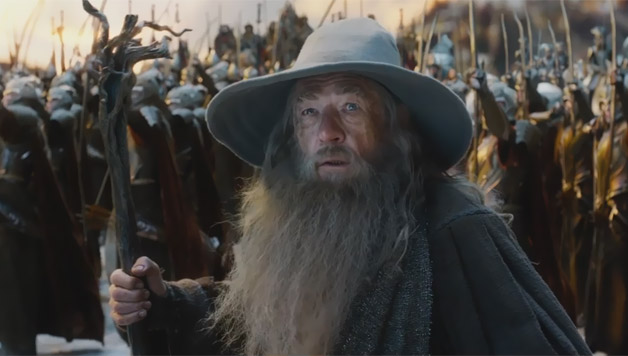 Hobbit: The Battle of the Five Armies - Official Teaser Trailer