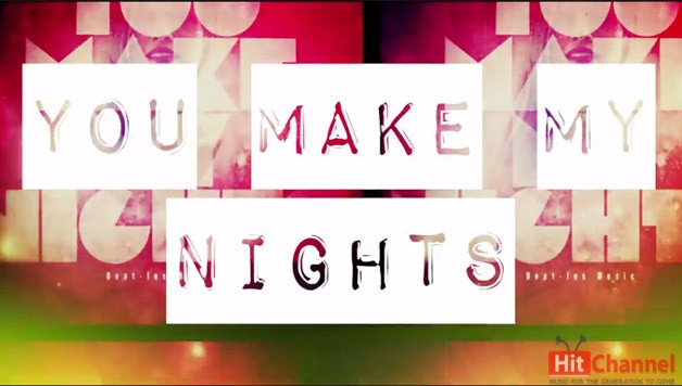 Roni Iron & Vicky Bania - You Make My Nights