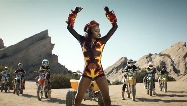 Azealia Banks - Heavy Metal And Reflective video premiere
